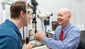 Dennis-Dwyer innovative eyecare Redcliffe Queensland Clinic-care